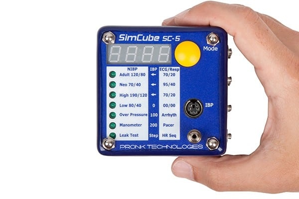 Simcube 174 Patient Simulation System Classic Pronk