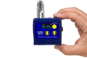 OX-2 OxSim Flex Optical SpO2 Pulse Oximeter Simulator
