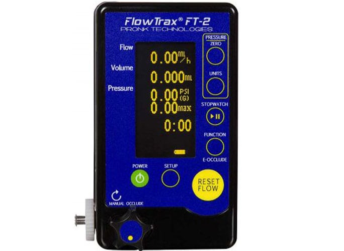 Fastest, Most Accurate. The next-generation FlowTrax® IV Pump Analyzer provides the fastest tests results of any analyzer with
