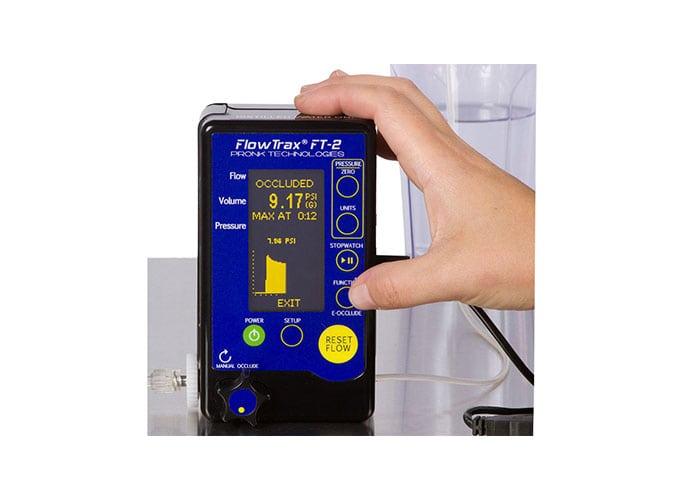 FlowTrax® FT-2 Infusion Pump Analyzer - Pronk Technologies